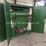 (ZYD) Máquina dobro da regeneração do petróleo do transformador do vácuo do estágio com padrão do CE