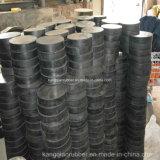 Lamellierte Brücken-elastomere Peilung-Auflage mit Stahlplatte
