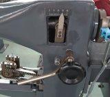 Полуавтоматическая подарочные коробки с жесткой рамой машины для склеивания угловой стойки