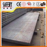 Placas de aço suaves laminadas a alta temperatura de ASTM A572 Gr50