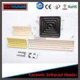 Los radiadores eléctricos de calefacción por infrarrojos de la luz