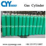 баллон кислорода безшовной стали 40L, цилиндр кислорода