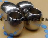 6mm 8mm 15mm 20mm 25mm roscados de bola de acero inoxidable con un agujero roscado