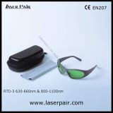 635nm, 808nm, защитные стекла лазера 980nm для красного лазера & лазера диода от Laserpair