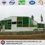 Estrutura de aço Agricultura armazém para Armazenamento de Grãos