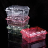 Boîte faite sur commande à nourriture de constructeur de la Chine pour la nourriture/produit de beauté/jouets/emballage de matériel