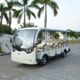 Certificado CE de 14 coches de pasajeros Turismo