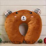 Style de la santé animale Lovly oreiller de forme de U/cou/voyage oreiller Pillow fournisseur chinois
