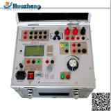 Système de test secondaire de matériel de relais monophasé de banc d'essai d'injection