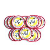衣服によって編まれるパッチまたは編まれたバッジ鉄の卸し売り安い低価格