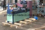 Pano/couro automáticos/máquina de rachadura de rolamento tecida Rubber/PU/Non da tela da máquina de estaca da tira