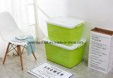 El fabricante durable de la talla media calza el rectángulo de almacenaje plástico de la colección