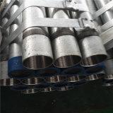 Zink-Beschichtung 210-550G/M2 Bsp NPT galvanisierte verlegtes Rohr für Wasser