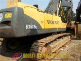 Volvoの車輪の掘削機の460blcによって使用される熱いVolvo使用された360blcの掘削機