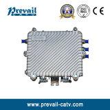 Amplificador de RF CATV unidireccional al aire libre