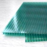 Folha de cristal da cavidade do policarbonato da coberta para o Natatorium desobstruído