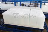 Льдед блока машины льда блока 10000 Kg/Day автоматический чистый и автоматическая хлебоуборка льда