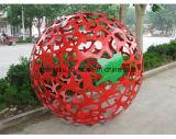 Оптовая торговля 500 мм 600 мм 800 мм 1000мм 1500m SS304 полый шарик Gazing из нержавеющей стали толщиной 2 мм
