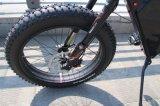 قوّيّة شاطئ طرّاد [1000و] إطار العجلة سمينة درّاجة كهربائيّة