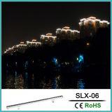Blanc et rondelle Slx-06 de mur de couleur 24W de RVB