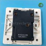 13A Вилка розетки пыленепроницаемость пробку пластиковую заглушку электрический разъем