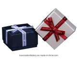Картон украшения подарочная упаковка/Пользовательские картон цепочка подарок украшения в салоне
