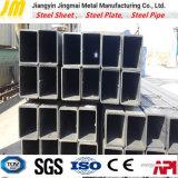 Ss400構造の建物のための共通カーボン正方形の鋼鉄管