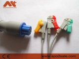 Datex PRO1000 545315 3-lood ECG Draden