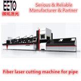 лазерная установка волокон с ЧПУ для металлической трубы и трубки режущего
