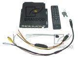 Sustentação móvel 2CH da canaleta HD DVR do sistema de seguimento 4 do GPS do veículo 1080P + 2CH 1080n