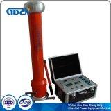 120kV高圧DCの発電機の高圧試験装置
