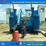 Hydraulischer Fluss-Sand-Bagger-Scherblock-Absaugung-Bagger für Verkauf