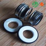 Resistente al desgaste Ssic personalizados, Rbsic, Sic, el carburo de silicio el anillo de sellado