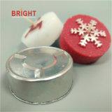 Tealight Vela para Santa e Feliz Natal