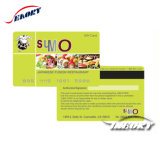 Bedruckbare intelligente Mitgliedskarte mit Hico/Loco-magnetischem Streifen