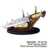 Ornamento 39cm HK8400A/B/C/D della casa della lama di Fanstasy del mestiere della bestia