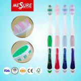 FDA keurde Volwassen Tandenborstel met het Handvat van pp goed en PS