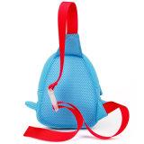 鮫の子供の漫画は女の子の男の子のネオプレン動物の子供の赤ん坊袋のための防水ランドセルを袋に入れる