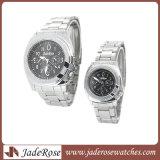Großhandelsform-Quarz-Armbanduhr-Legierungs-Uhr-Paar-Uhr-Sport-Uhr