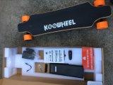 La velocidad máxima de 43km/H E-Skateboard D3m, Koowheel, Alemania/U. S. Stock