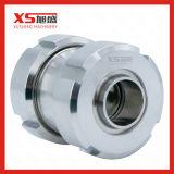SS316L de aço inoxidável de pinçamento higiénica das Válvulas de Retenção