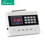 Sistema de alarma sin hilos del PSTN de la visualización de LED con la función del brazo de la sincronización