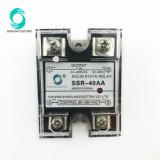 Оптовые продажи с возможностью горячей замены SSR-40AA AC-AC металлическое основание твердотельного реле модуля