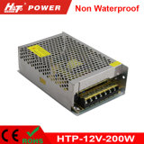 200W alimentazione elettrica costante di commutazione del driver 12V di tensione 12V LED