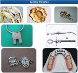 De Machine van het Lassen van de Vlek van de Laser van juwelen voor Ringen, Tegenhangers, Armbanden