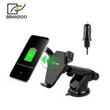 Cargador de vehículo inalámbrico portátil para Smart Phone