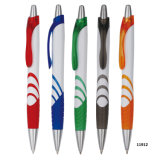De Kantoorbehoeften van de Levering van het bureau klikt Plastic Pen Customerized