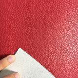 ソファーおよび袋のための好感そして耐久のLicheeパターン革