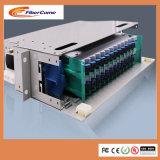Сползать рамку распределения пульта временных соединительных кабелей ODF AMP