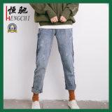 Heißer Verkaufs-Frauen-Form-Baumwollspandex-dünne Jeans